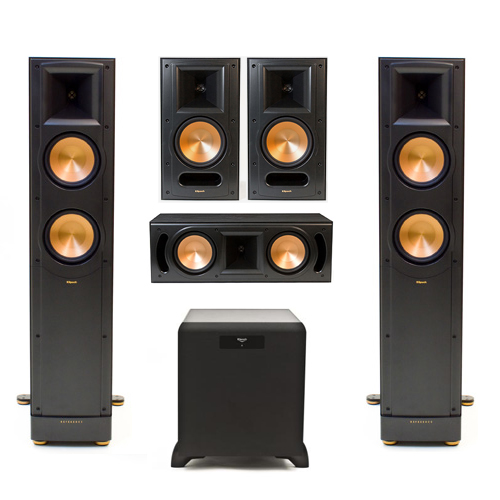 avplus klipsch rf 62 ii 5 1 sw 450. Black Bedroom Furniture Sets. Home Design Ideas